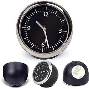R27c Mini Uhr Kfz Auto Zeitanzeige Autouhr Zeituhr Elektronik
