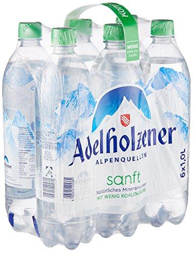 Adelholzener Sanft, 6er Pack (6 x 1 l)