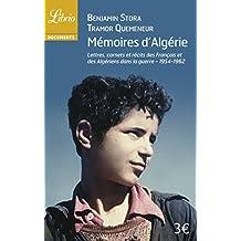 Memoires d'Algérie