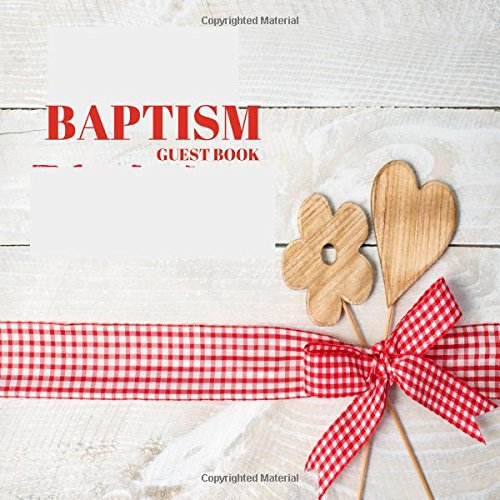 Baptism-Guest-Book-Keepsake-Message-Log-With-100-Formatted-Lined-Unlined-Pages-With-Gift-Log-Quotes-Photo-Pages-For-Family-And-Friends-To-Write--85x85-Paperback-Volume-16-Baby-Guest