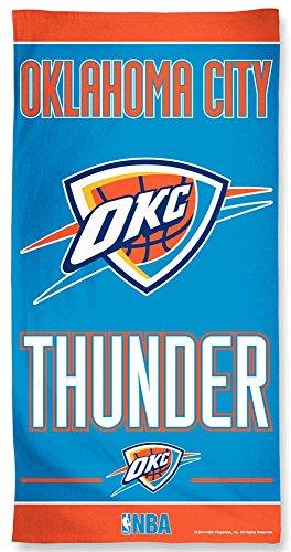 r NBA OKC 76,2x 152,4cm Strandtuch ()