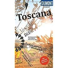 DuMont direkt Reiseführer Toscana: Mit großem Faltplan