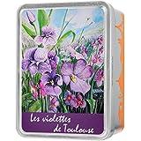 Giandujas coffret Violettes de Toulouse 100g