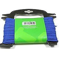 SupaFix geflochtenes Polypropylen-Seil 3mm x 30m (Sicherheitskamera) blau