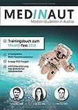 Medinaut - Trainingsbuch zum MedAT-Test 2018: 4 komplette BMS-Testsimulationen - Marijan Topic, Leonie Maier
