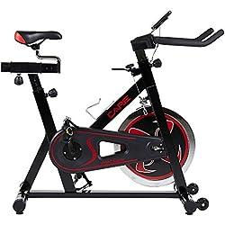 Vélo de biking Speed Racer par CARE | Transmission par chaine | Masse d'inertie 22 kg | Roulements à billes
