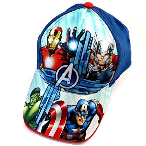 Avengers [N4942 - Casquette Enfant Bleu Multicolore