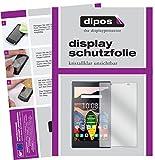 Lenovo Tab 3 8 TB3-850 Schutzfolie - 2x dipos Displayschutzfolie Folie klar