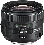 Canon EF 35mm Objektiv 1:2 IS USM (67mm Filtergewinde) schwarz - 2