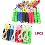 Best Kids Jump Ropes - Adjustable Skipping Jump Rope with Counter Number Fitness Review