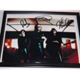 THE BEE GEES AUTOGRAPHED SIGNATURE Photo (PP) einwandfreiem Zustand