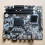 Placa Madre Profesional de la Placa Base DDR3 Motherboard, Tarjeta Madre para I3 530 540 I5 750