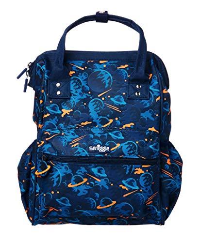 Smiggle Kinderrucksack Navy Blue Planets M