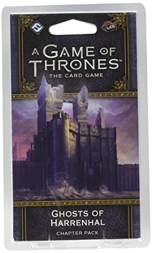 (A Game of Thrones The Card Game: Ghosts of Harrenhal Chapter Pack - English)