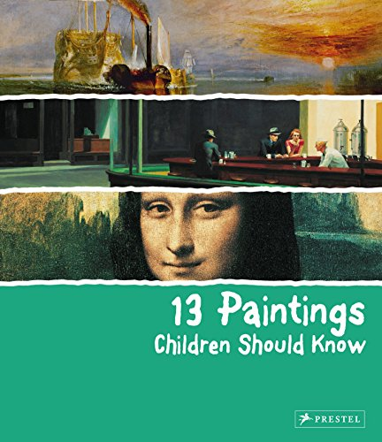 13 Paintings Children Should Know (13 Series) por Angela Wenzel
