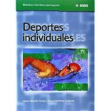 Deportes individuales (Biblioteca Temática del Deporte)
