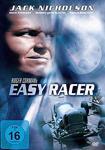 Roger Corman's: Easy Racer - The Wild Ride (1960) [DVD]