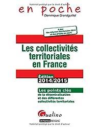 Les collectivités territoriales en France 2014-2015