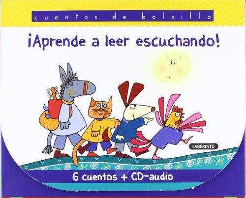 Maletín Cuentos de bolsillo I: ¡Aprende a leer escuchando!: 1 por Jacobo Grimm