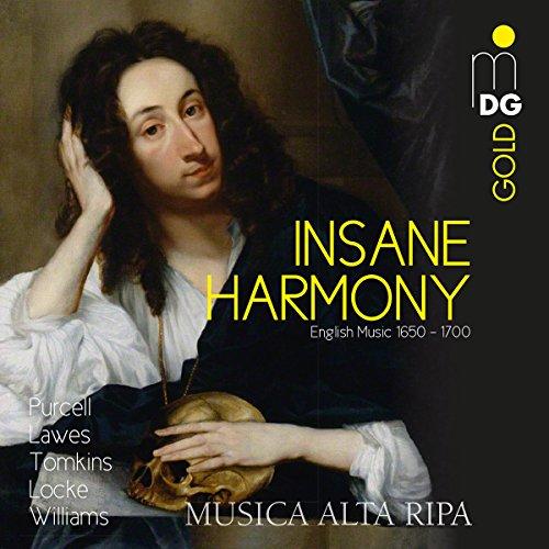 Insane Harmony: Englische Musik 1650 - 1700 (Musica Y Video)