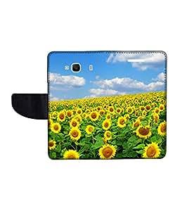 KolorEdge Printed Flip Cover For Xiaomi Redmi 2 Multicolor - (1477-47KeMLogo09133Redmi2)