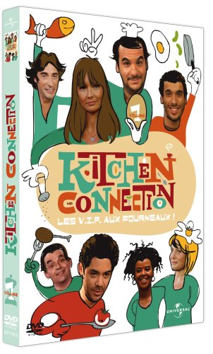 Bild von Kitchen connection, vol. 1 [FR Import]