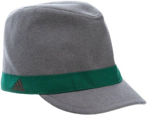 adidas Erwachsene Hut FC Bayern München Hat, Iron/Dgreen, L, G83887