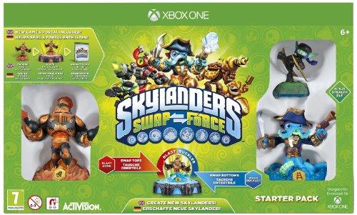 Activision Skylander Swap Force Starter Pack [Edizione: Regno Unito]