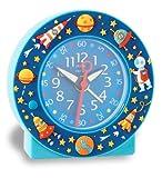 Baby Watch - Réveil Cosmos bleu - Mouvement silencieux