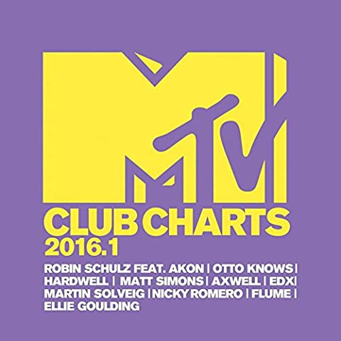 MTV Club Charts 2016.1