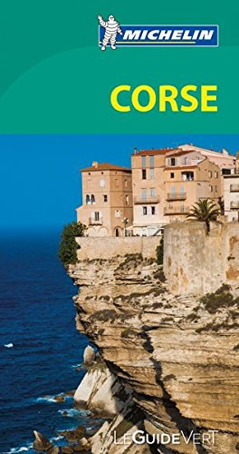 Guide Vert Corse Michelin