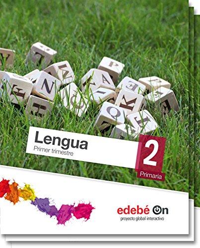 Lengua 2,  3 Volúmenes - 9788468321073 por Edebé