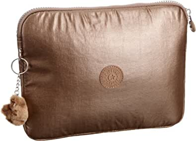 Kipling  Adult Digi Touch Ipad Sleeve Lacquer Bronze K12776755, Mallettes mixte adulte - bronze-TR-I2-4,