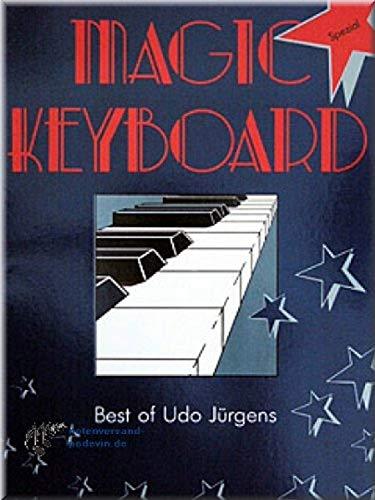 Best of Udo Jürgens - Keyboard Noten [Musiknoten]