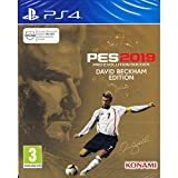 Pro Evolution Soccer 2019 (PES 2019) - PlayStation 4,David Beckham Edition