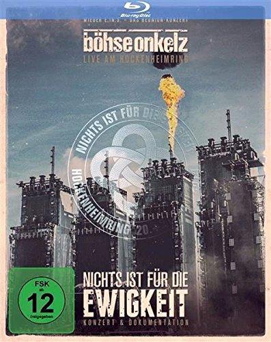 Böhse Onkelz - Nichts ist für die Ewigkeit/Live am Hockenheimring 2014 [Edizione: Germania]