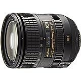 Nikon 16-85mm f/3.5-5.6G ED VR AF-S DX NIKKOR - Objetivo para Nikon (distancia focal 24-128mm, apertura f/3.5, estabilizador óptico, diámetro: 67mm) color negro