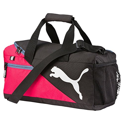 PUMA Sporttasche Fundamentals Sports Bag Rose Red, 41 x 21 x 22 cm, 15 Liter