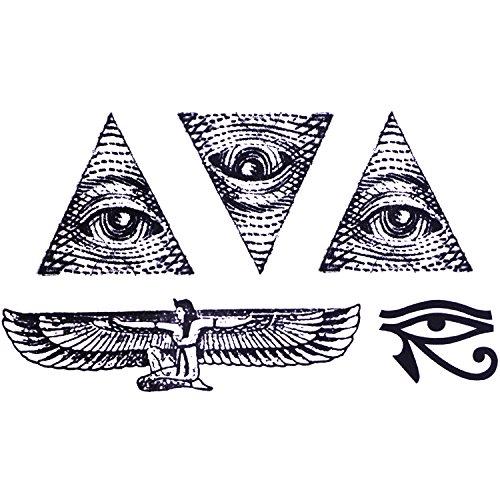 Tatouage egyptien horus - Oeil d horus tatouage ...