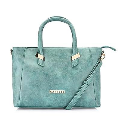 Caprese Rebecca Women's Tote Bag (Teal)