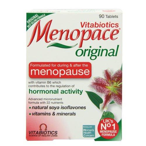 Vitabiotics Menopace 90 Tabs, 900 g -