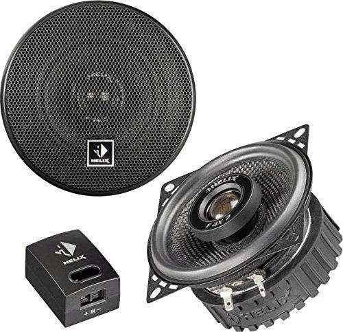 Helix German Car HiFi E 4X.2 2-Wege Koaxial-Einbaulautsprecher 120W Inhalt: 1 Set - Helix Car Audio