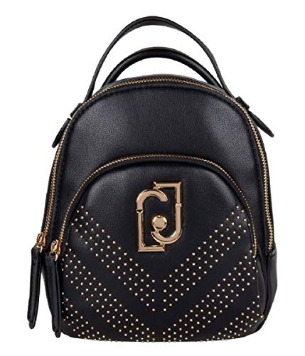 Zaino s backpack liujo a69140e0052 22222 nero, taglia unica
