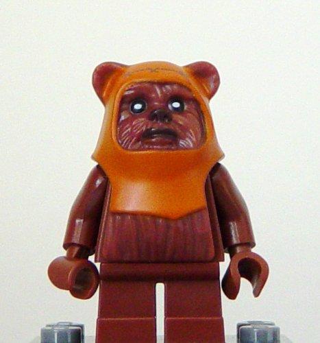 LEGO Star Wars: Minifigur Ewok Wicket (Minifiguren Lego Ewok)
