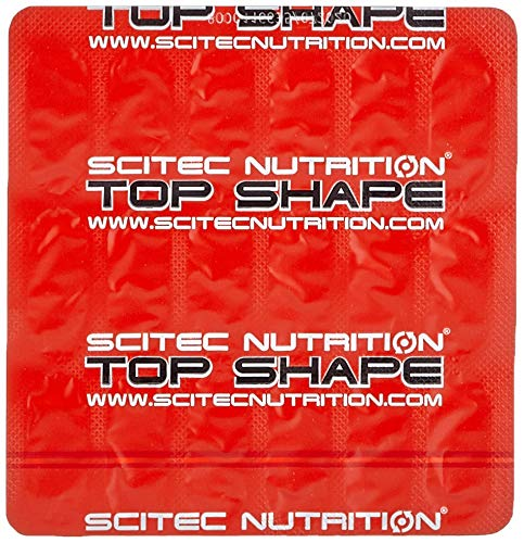 Scitec Nutrition Fat Burner Top Shape, 180 Kapseln