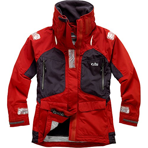GILL OS2 WOMENS Jacket OS22JW RED NEW STYLE Test