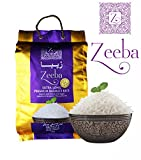 #2: Zeeba Premium Basmati Rice - 5 KG