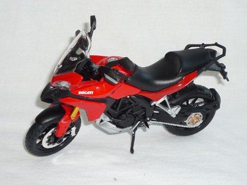 Ducati Multistrada 1200s 1200 S Rot Enduro 1/12 Maisto Motorradmodell Motorrad Modell