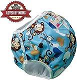 Reusable Swim Diaper - Potty Training Pants - Waterproof Diaper Cover