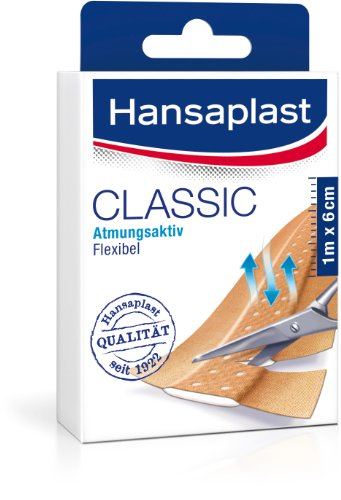 hansaplast-classic-standard-1-m-x-6-cm